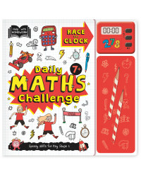Daily Maths 7+ Challenge Pack