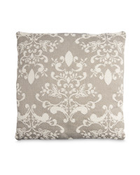 Damask Soft Jacquard Vintage Cushion