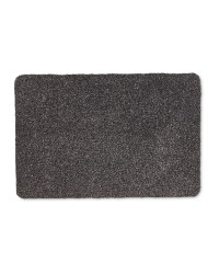 Dark Grey Rectangle Dirt Buster Mat