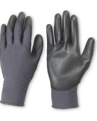 Dark Grey Work Gloves 2 Pack