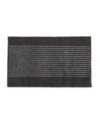 Dark/Light Grey Washable Mat