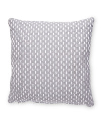 Kirkton House Dash Cushion - Grey