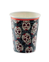 Day of the Dead Cups 12-Pack