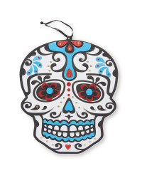 Day of the Dead Foam Sign