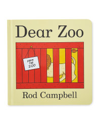 Dear Zoo Lift The Flap Board Book