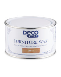 Deco Style Furniture Wax