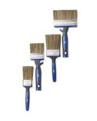 Deco Style Outdoor Brushes 4 Pack