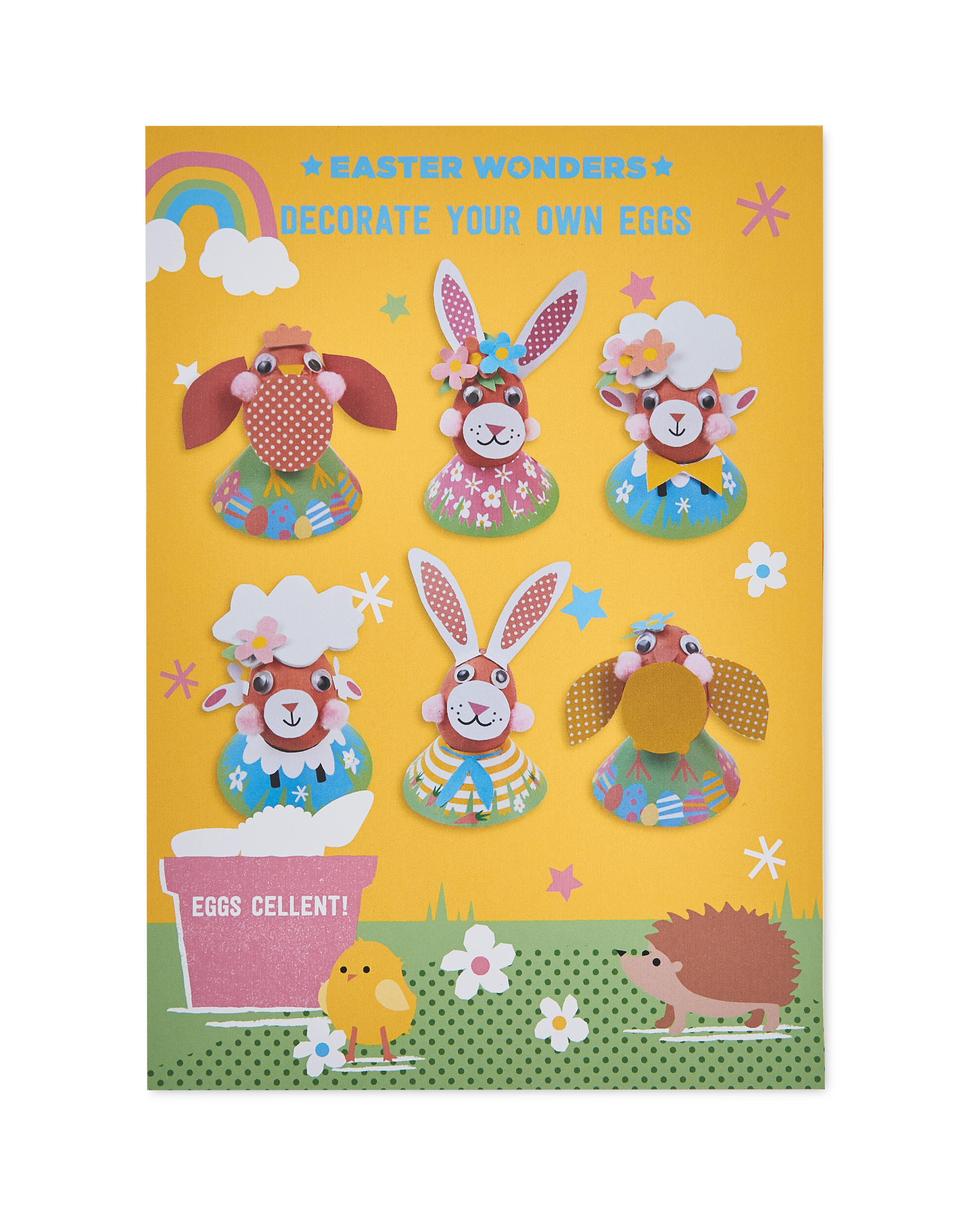Decorate Your Own Eggs Craft Kit