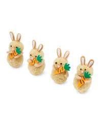 Decorating Bunnies 4-Pack
