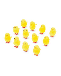 Decorating Yellow Chicks 12-Pack