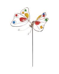 Decorative Butterfly Garden Stake