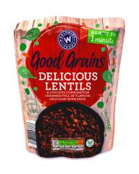 Delicious Lentils