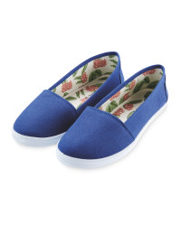 Avenue Ladies' Denim Pumps