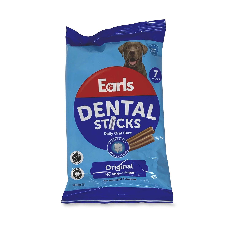 Dental Sticks 7 Pk - Original