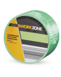 Workzone Green Supertough Duct Tape