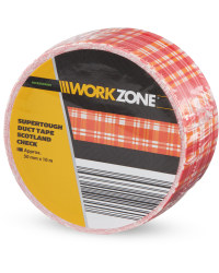 Workzone Tartan Supertough Duct Tape