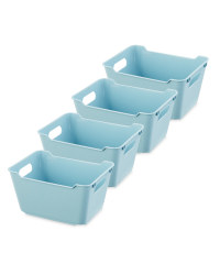 Design Living Boxes 1.8L 4 Pack - Mint