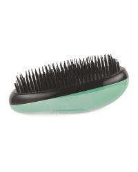 Lacura Detangling Hair Brush - Green