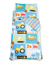 Detour Cot Duvet Cover Set