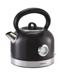 Ambiano Dial Kettle - Gunmetal