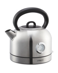 Ambiano Dial Kettle - Stainless Steel