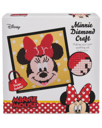 Resin Minnie Craft Kit