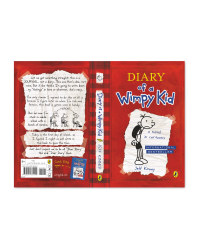 Diary Of A Wimpy Kid Paperback Book