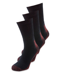 Dickies Anti-Bac Socks 3 Pack