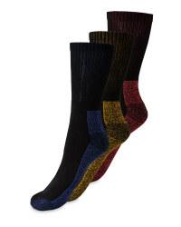 Dickies Workwear Socks 3 Pack