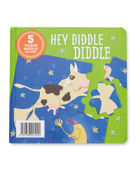 Diddle Jigsaw Book