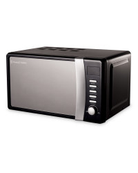 Russell Hobbs Digital Microwave - Black