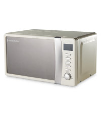 Russell Hobbs Digital Microwave - Cream