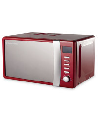 Russell Hobbs Digital Microwave - Red