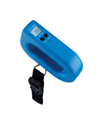 Digital Suitcase Scale - Mykonos Blue