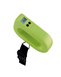 Digital Suitcase Scale - Sunny Lime