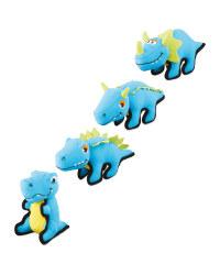 Dino Dog Toy Bundle