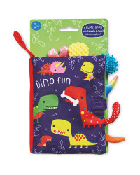 Dino Fun Cloth Book