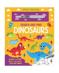 Dinosaurs Water Painting