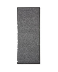 Dirt Resistant Barrier Runner - Dark Grey