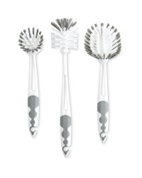 Dish & Glass Brush Set