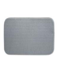 Dish Drying Mat - Grey