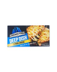 Dish Four Cheese Pizzas