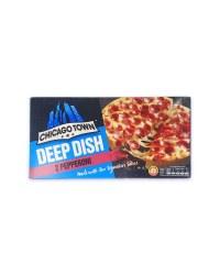 Dish Pepperoni Pizzas
