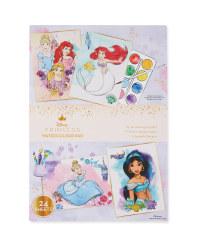 Disney A4 Watercolour Pad