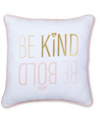 Disney Be Kind Be Bold Cushion