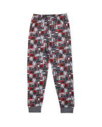 Star Wars Boys' Grey Lounge Pants