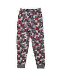 Star Wars Boys' Grey Lounge Pants