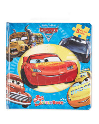 Disney Cars 3 My First Puzzle Book