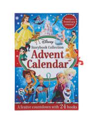 Disney Christmas Advent Book