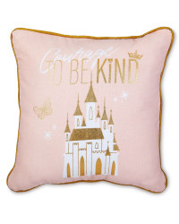 Disney Courage to be Kind Cushion